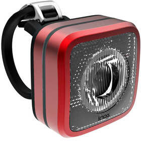 Knog Blinder MOB Éclairage avant 1 LED blanche standard, red